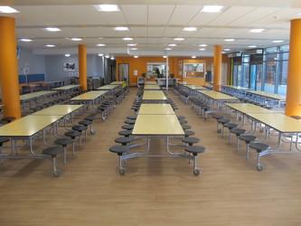 Dining Hall - Ditton Park Academy - Slough - 1 - SchoolHire
