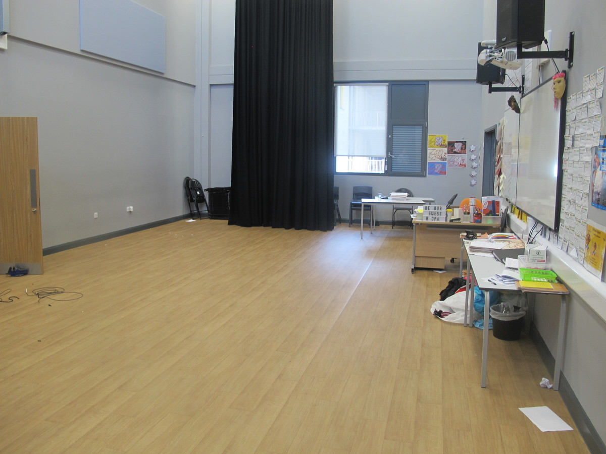 Drama Studio - Ditton Park Academy - Slough - 1 - SchoolHire