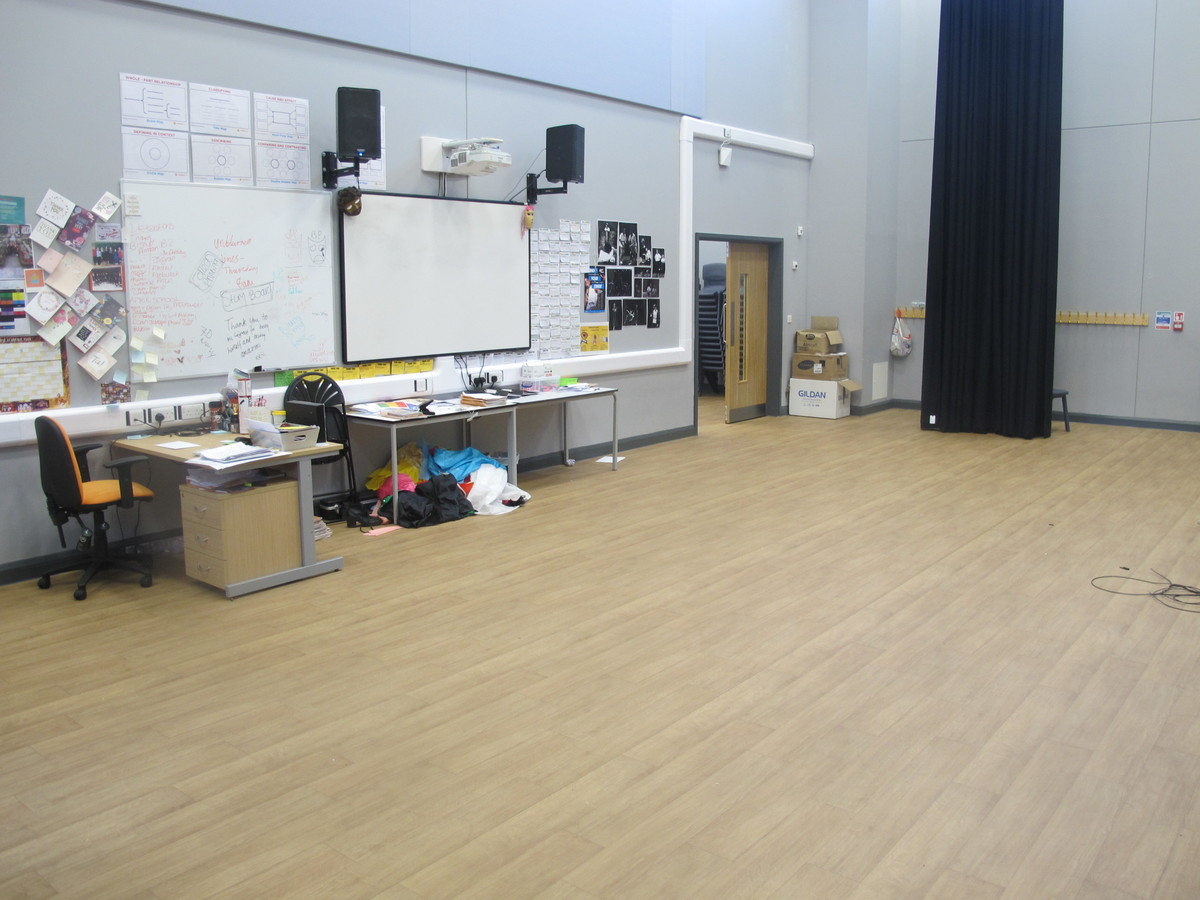Drama Studio - Ditton Park Academy - Slough - 4 - SchoolHire