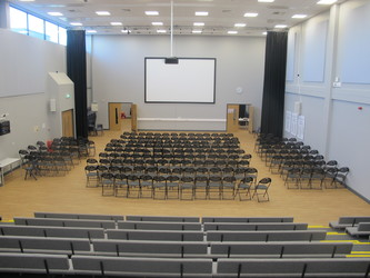 Main Hall - Ditton Park Academy - Slough - 1 - SchoolHire