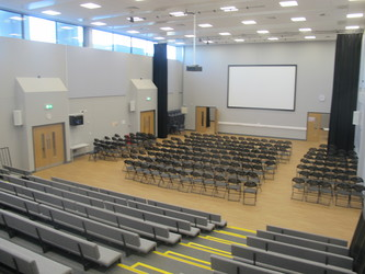 Main Hall - Ditton Park Academy - Slough - 4 - SchoolHire