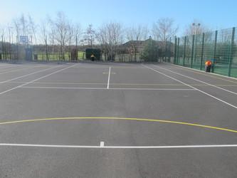 MUGA - Ditton Park Academy - Slough - 1 - SchoolHire
