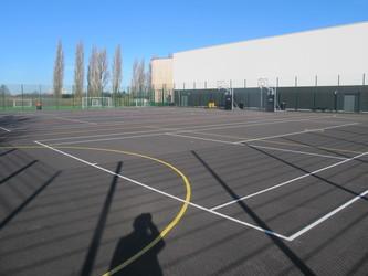MUGA - Ditton Park Academy - Slough - 2 - SchoolHire