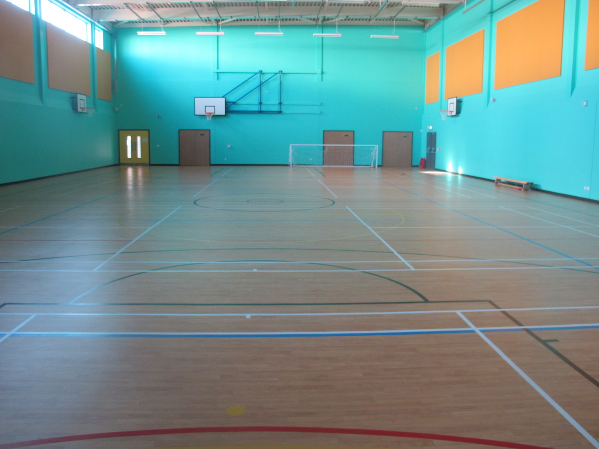 Sports Hall - Ditton Park Academy - Slough - 2 - SchoolHire