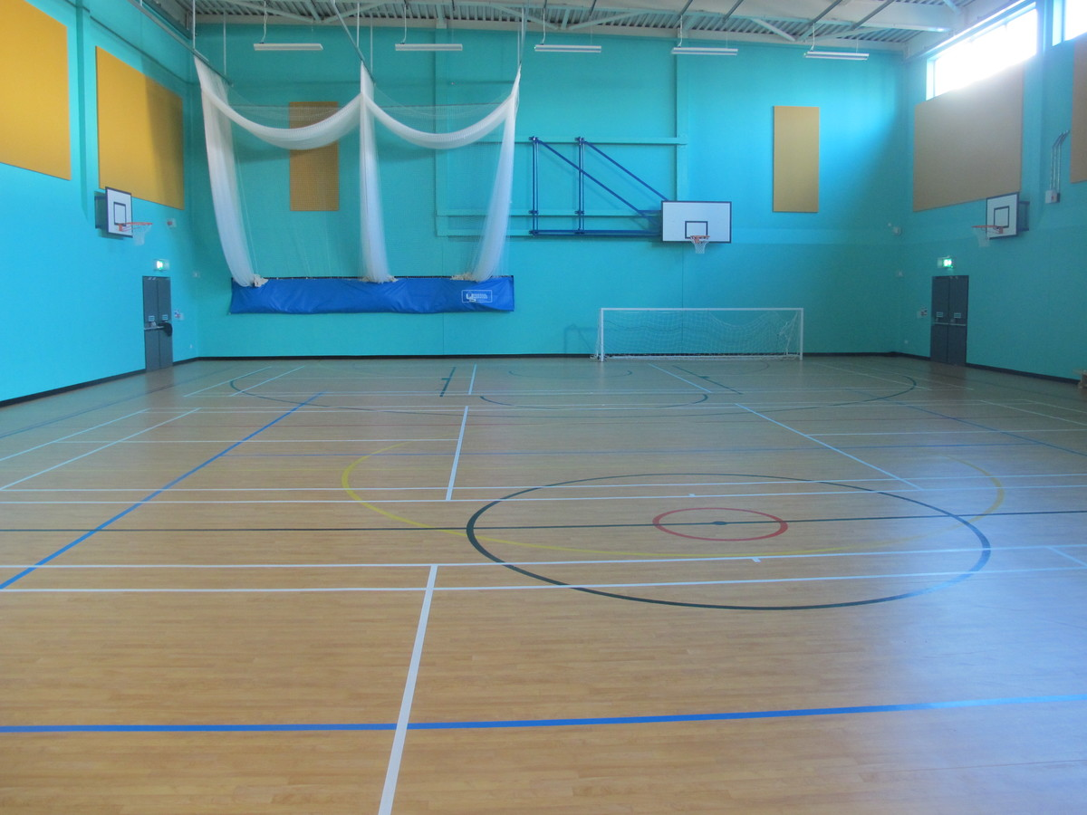 Sports Hall - Ditton Park Academy - Slough - 3 - SchoolHire