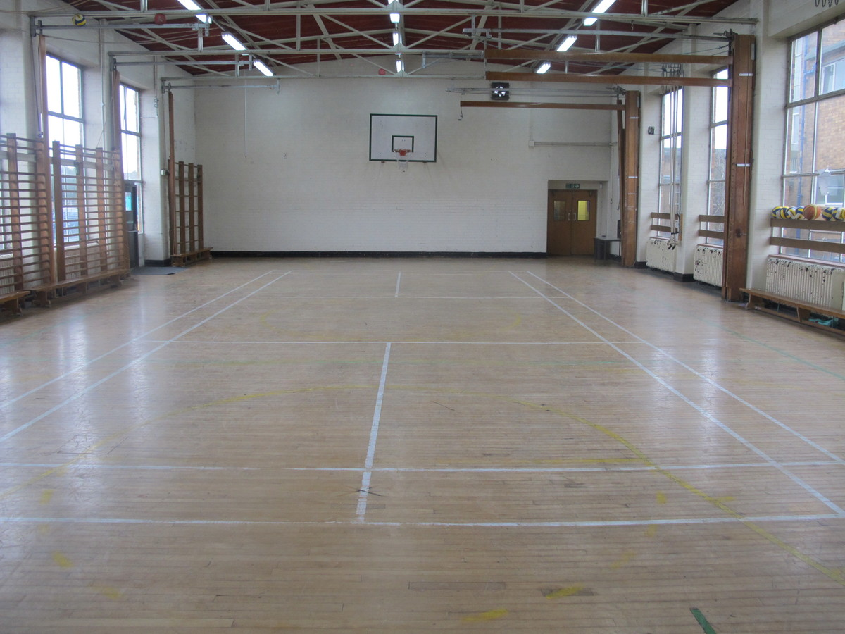 Gymnasium At The Whitby High School For Hire In Ellesmere