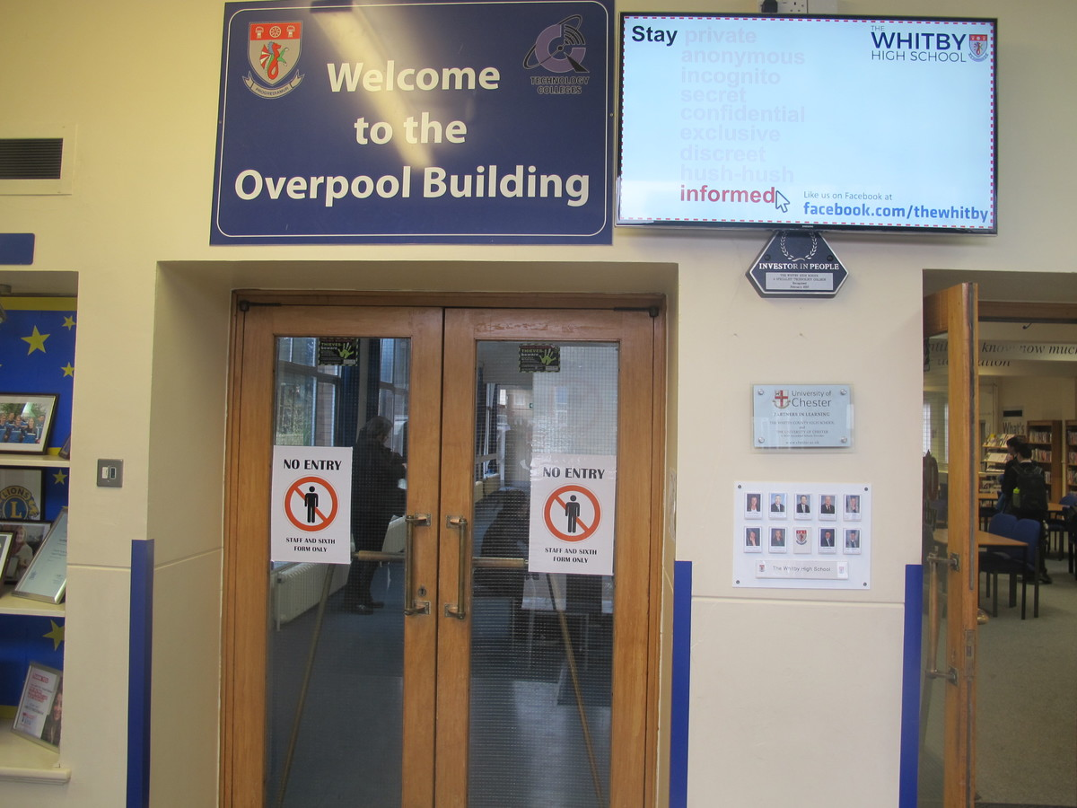 The Whitby High School - Cheshire West and Chester - 4 - SchoolHire