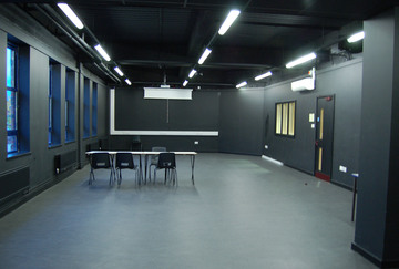 Small drama room