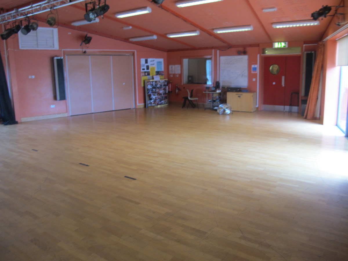 Drama Studio - Dyson Perrins C of E Academy - Worcestershire - 2 - SchoolHire