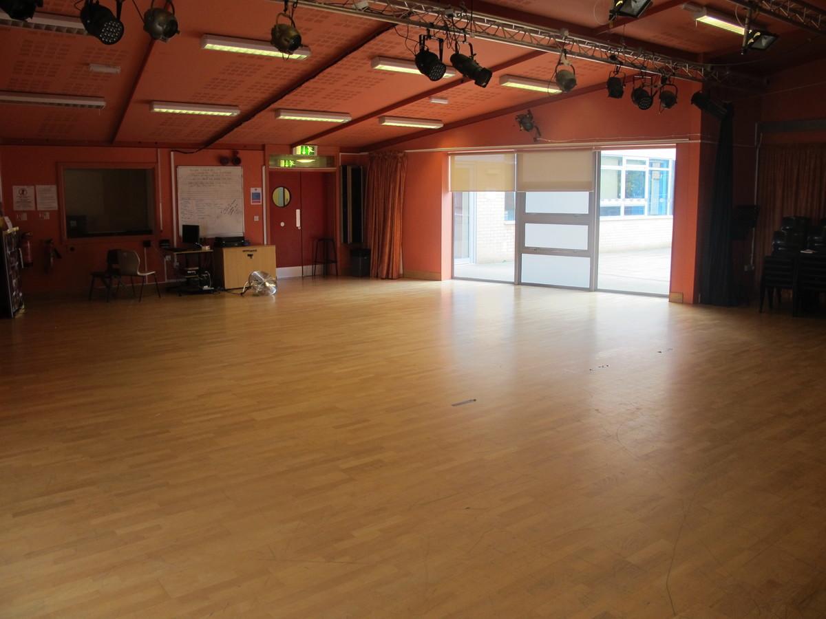 Drama Studio - Dyson Perrins C of E Academy - Worcestershire - 3 - SchoolHire