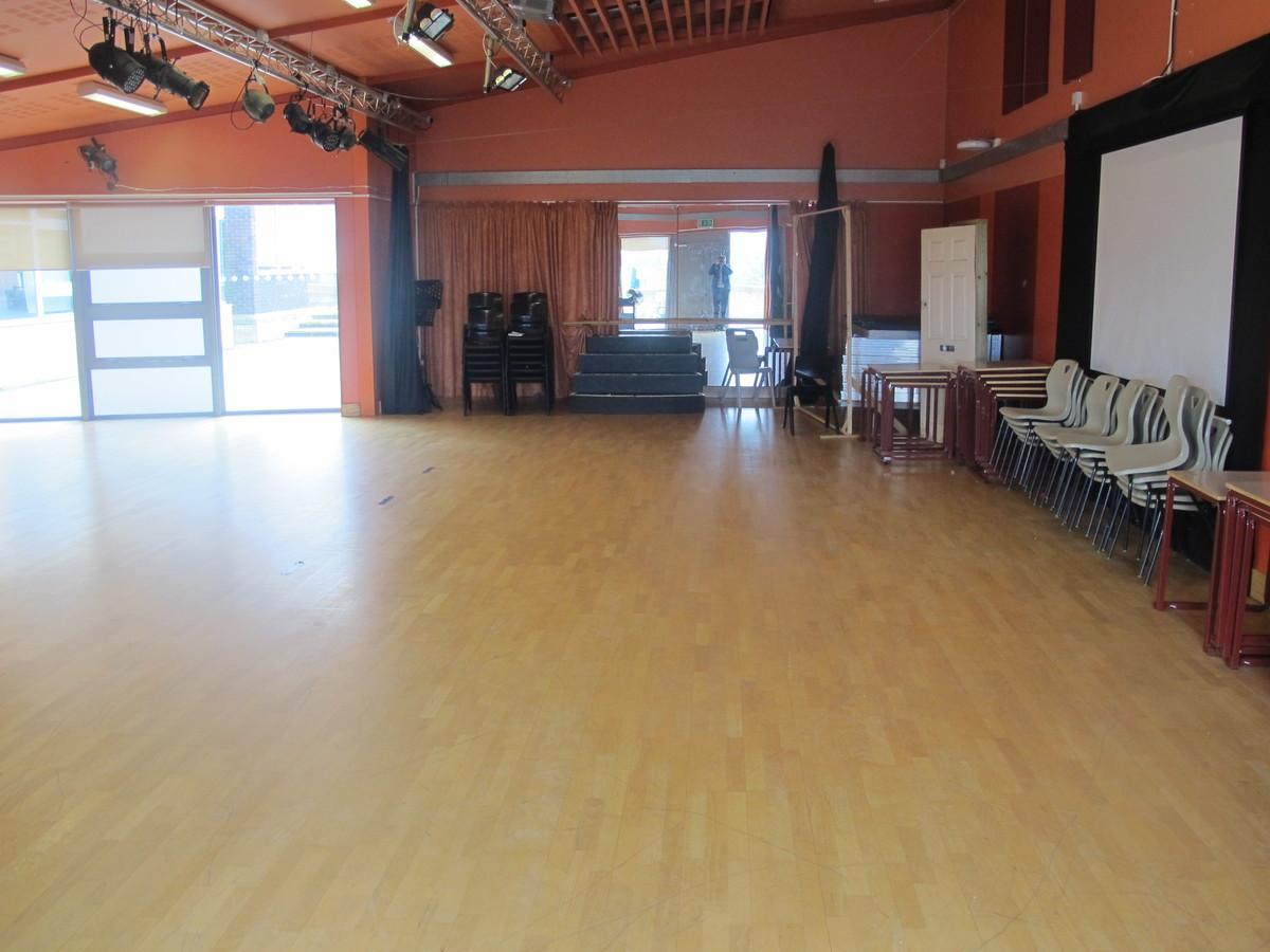 Drama Studio - Dyson Perrins C of E Academy - Worcestershire - 4 - SchoolHire