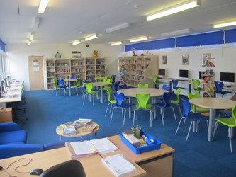 Library - Dyson Perrins C of E Academy - Worcestershire - 1 - SchoolHire