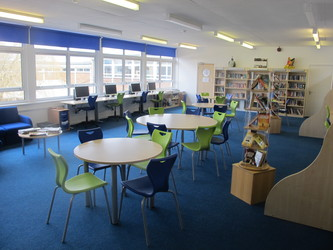 Library - Dyson Perrins C of E Academy - Worcestershire - 2 - SchoolHire