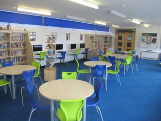 Library - Dyson Perrins C of E Academy - Worcestershire - 3 - SchoolHire
