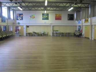 Main Hall - Dyson Perrins C of E Academy - Worcestershire - 1 - SchoolHire