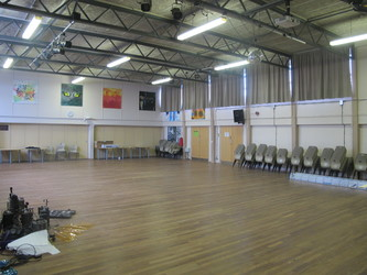Main Hall - Dyson Perrins C of E Academy - Worcestershire - 2 - SchoolHire