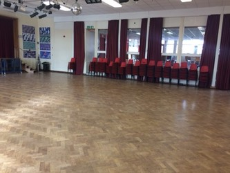 Main Hall - Kineton High School - Warwickshire - 2 - SchoolHire