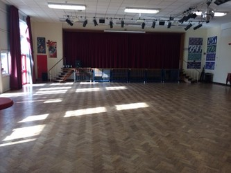 Main Hall - Kineton High School - Warwickshire - 3 - SchoolHire