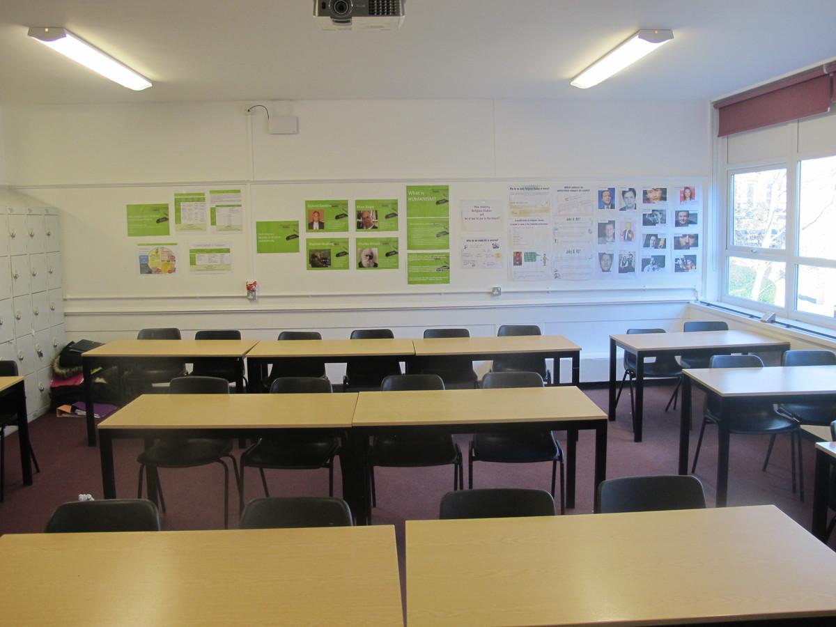 Classrooms - Main Building - Invicta Grammar School - Kent - 3 - SchoolHire