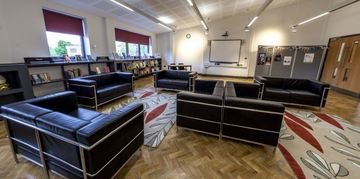 Reading Room - Izatt Building - Invicta Grammar School - Kent - 1 - SchoolHire