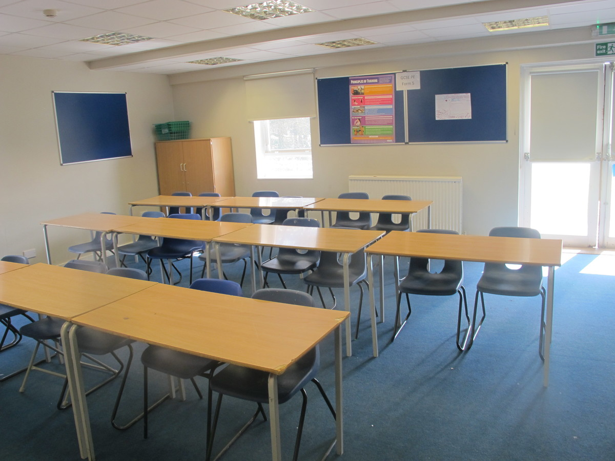 The Classroom - PE1 - Mill Hill School - Barnet - 4 - SchoolHire
