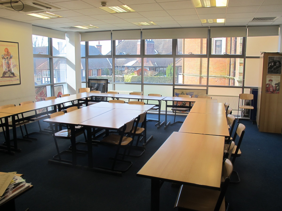 Classrooms - Favell Block - Mill Hill School - Barnet - 1 - SchoolHire