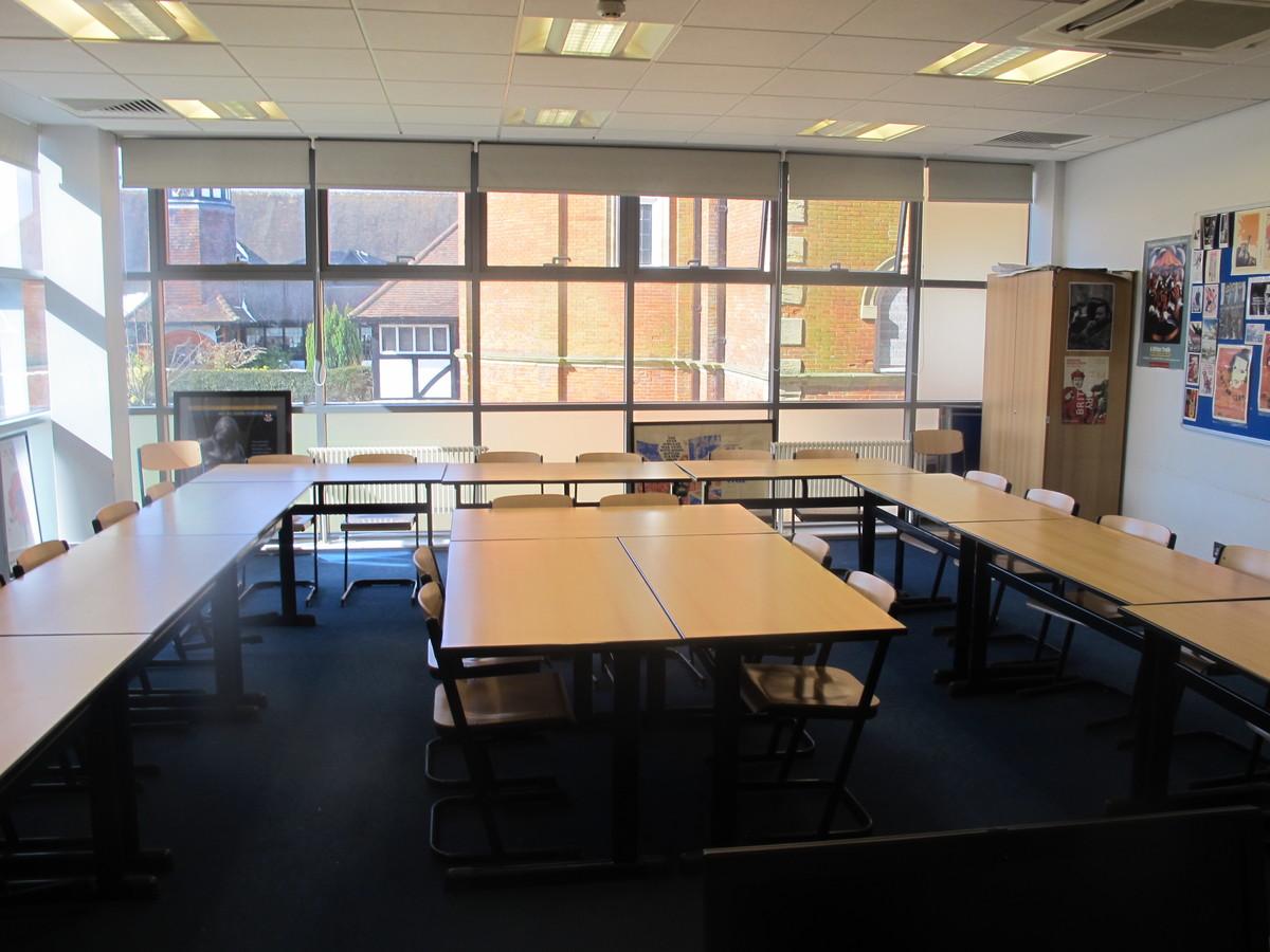 Classrooms - Favell Block - Mill Hill School - Barnet - 3 - SchoolHire