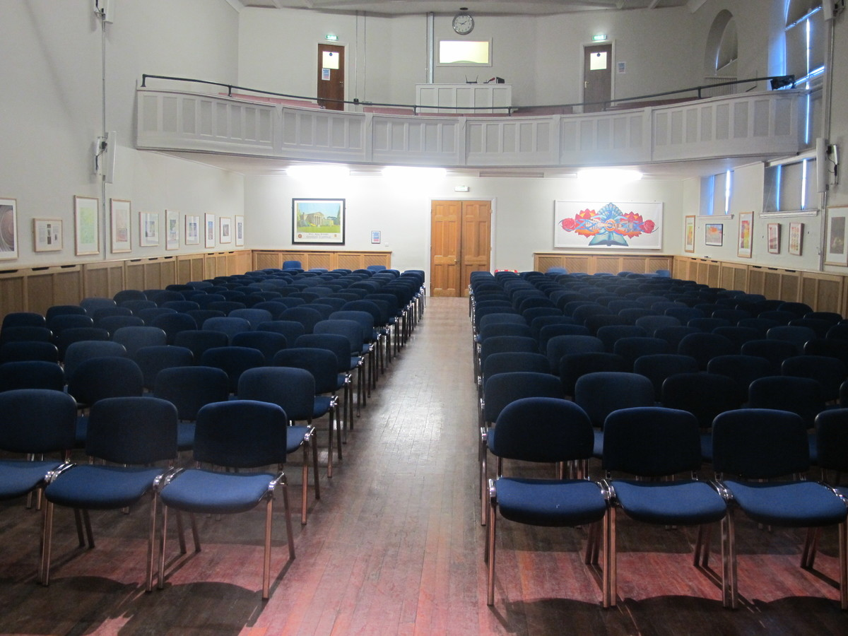 Main Hall - The Large - Mill Hill School - Barnet - 2 - SchoolHire
