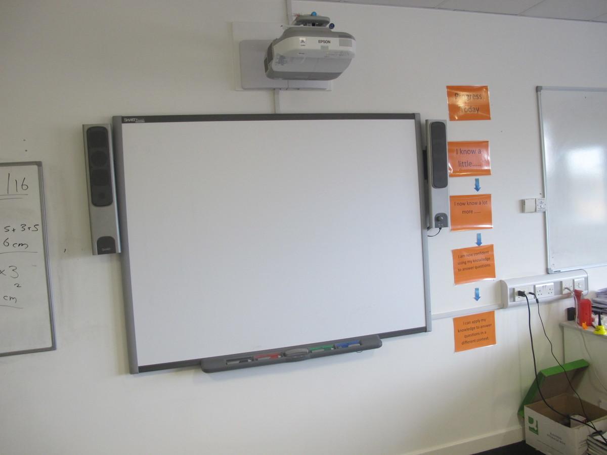 Classroom Style 1 - Birkenhead High School Academy - Wirral - 2 - SchoolHire
