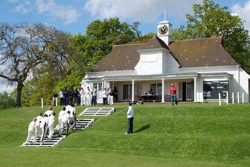Small cricket pavilion mill hill school