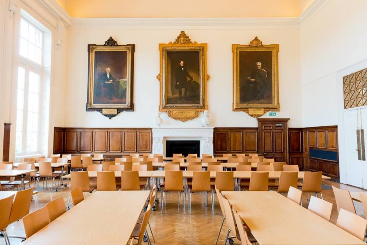 Dining Hall - Mill Hill School - Barnet - 1 - SchoolHire
