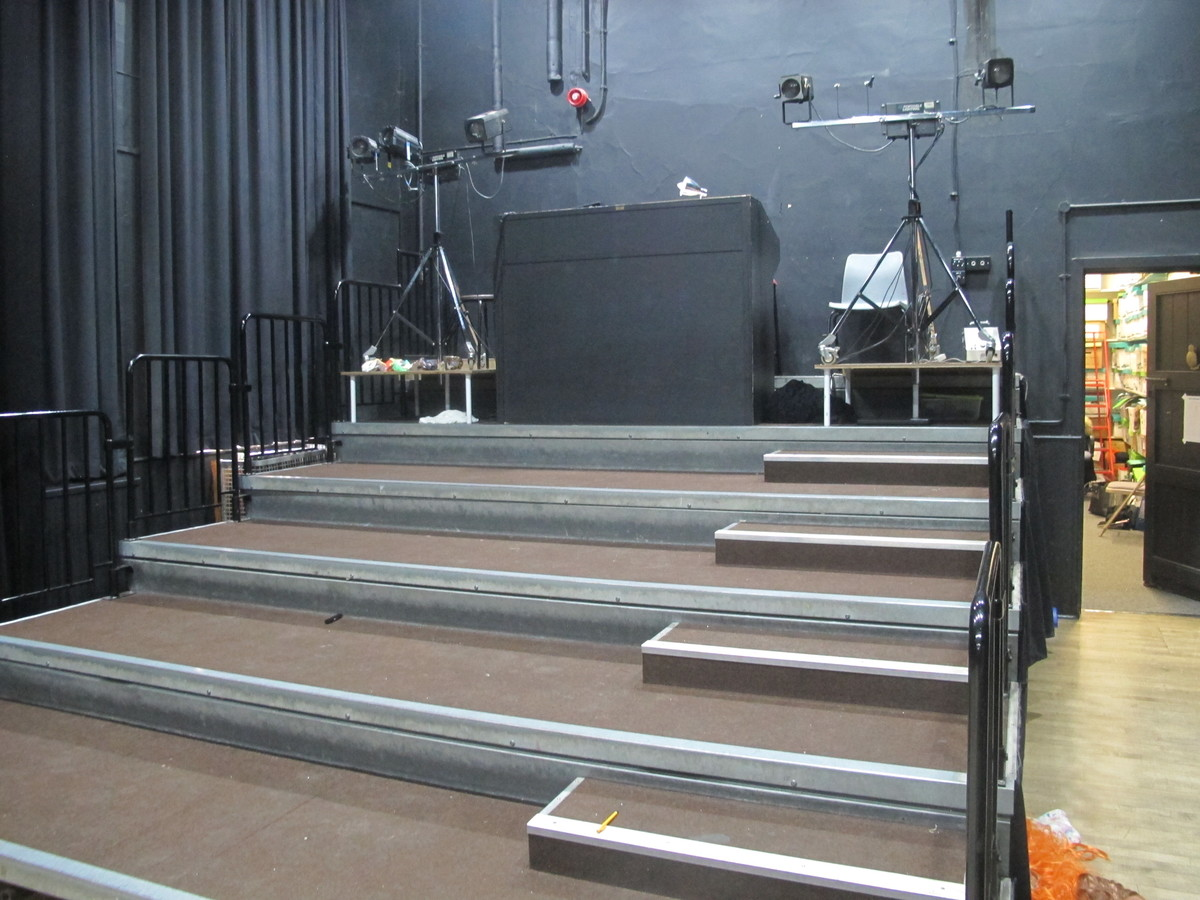 Drama Studio - Birkenhead High School Academy - Wirral - 3 - SchoolHire