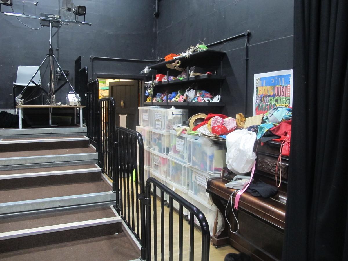 Drama Studio - Birkenhead High School Academy - Wirral - 4 - SchoolHire