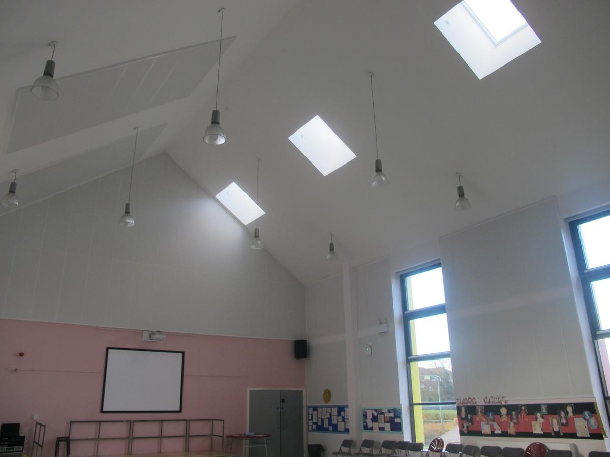 Junior School Hall - Birkenhead High School Academy - Wirral - 3 - SchoolHire