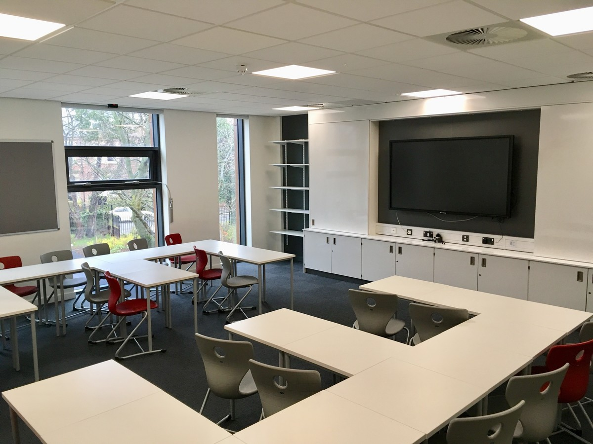 Classrooms New Building 1st Floor - Newcastle High School for Girls - Newcastle - 1 - SchoolHire