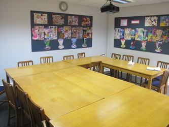 Meeting Room - Birkenhead High School Academy - Wirral - 2 - SchoolHire