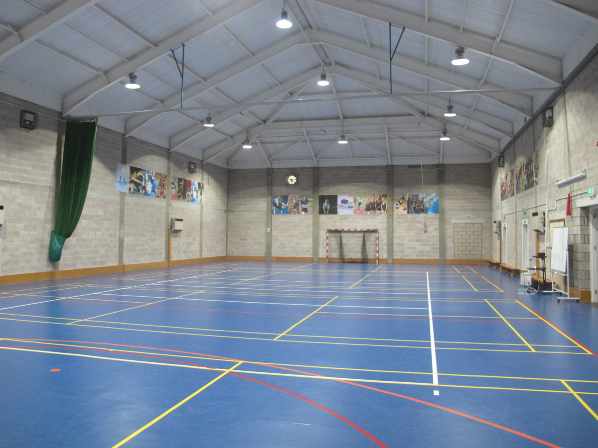 Sports Hall - Birkenhead High School Academy - Wirral - 2 - SchoolHire