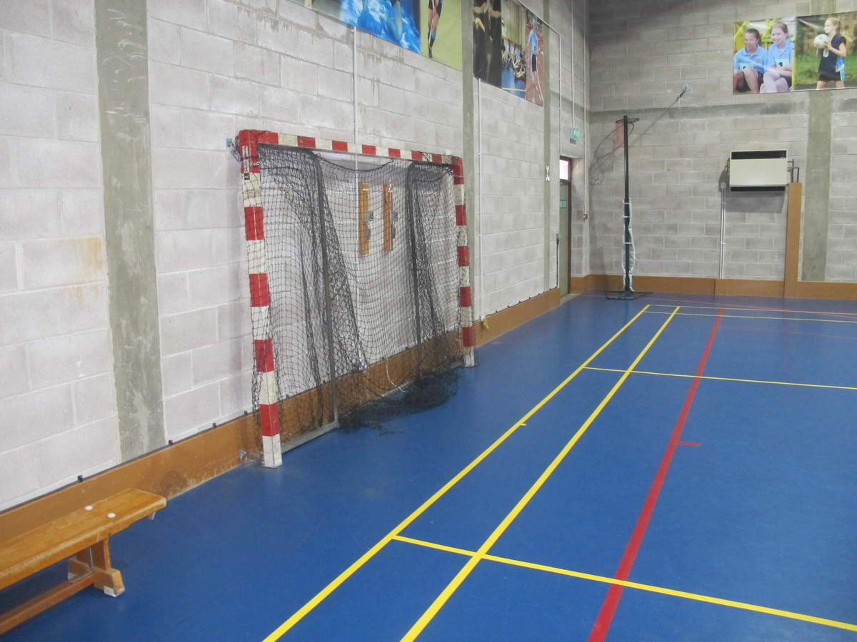 Sports Hall - Birkenhead High School Academy - Wirral - 3 - SchoolHire