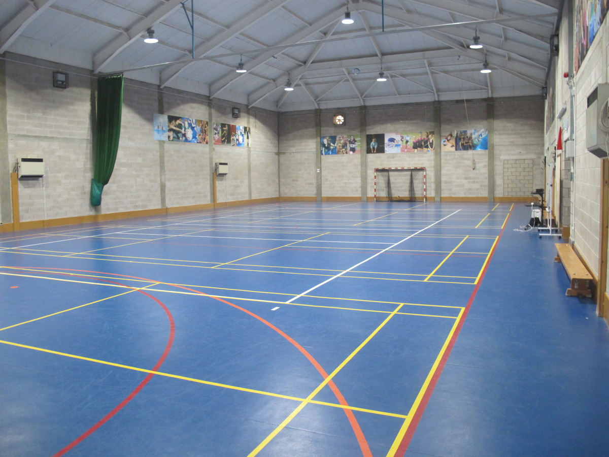Sports Hall - Birkenhead High School Academy - Wirral - 4 - SchoolHire