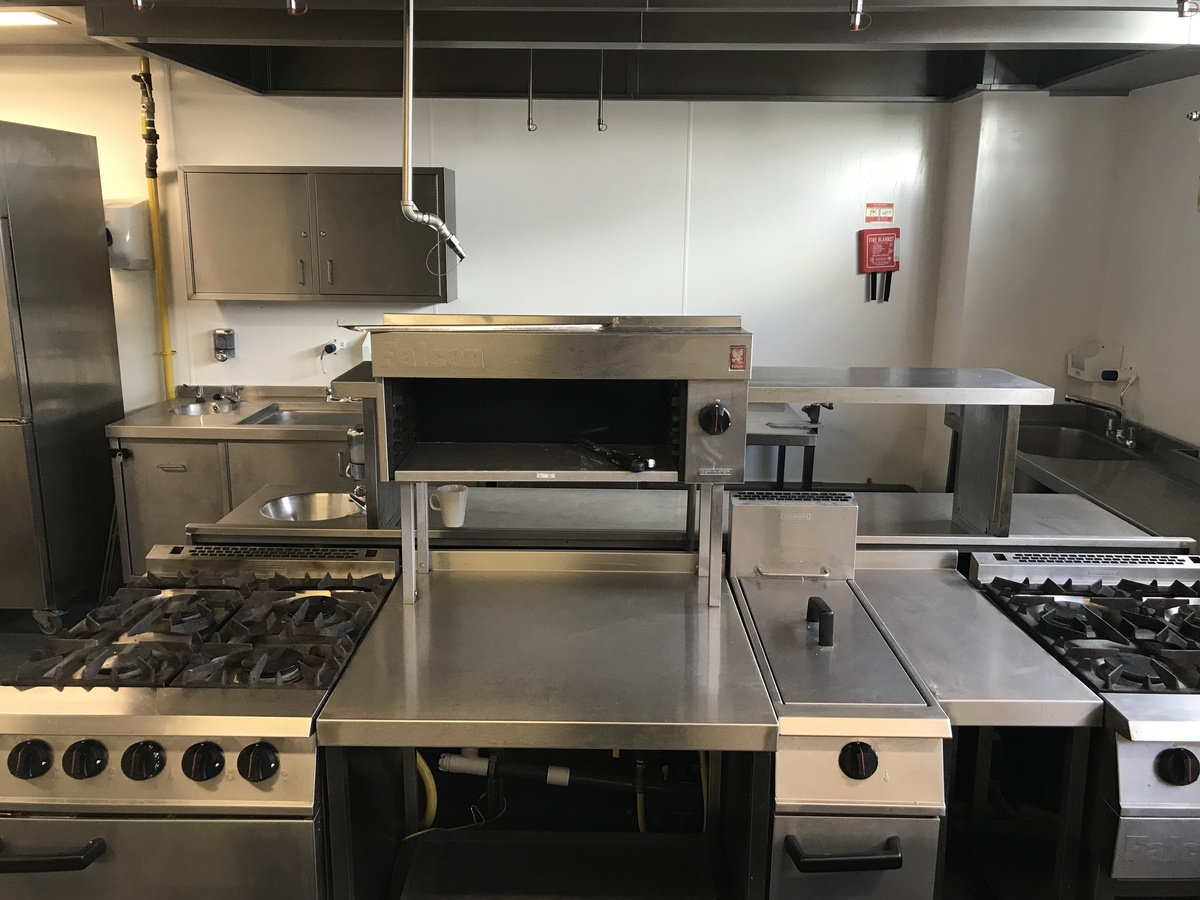 Training Kitchen - Haringey Sixth Form College - Haringey - 4 - SchoolHire
