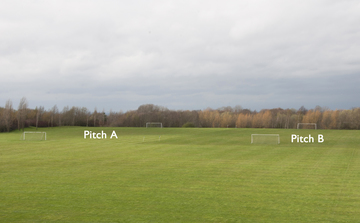 11-a-side Grass Football Pitch (Pitch B) - The King's Academy - Middlesbrough - 2 - SchoolHire