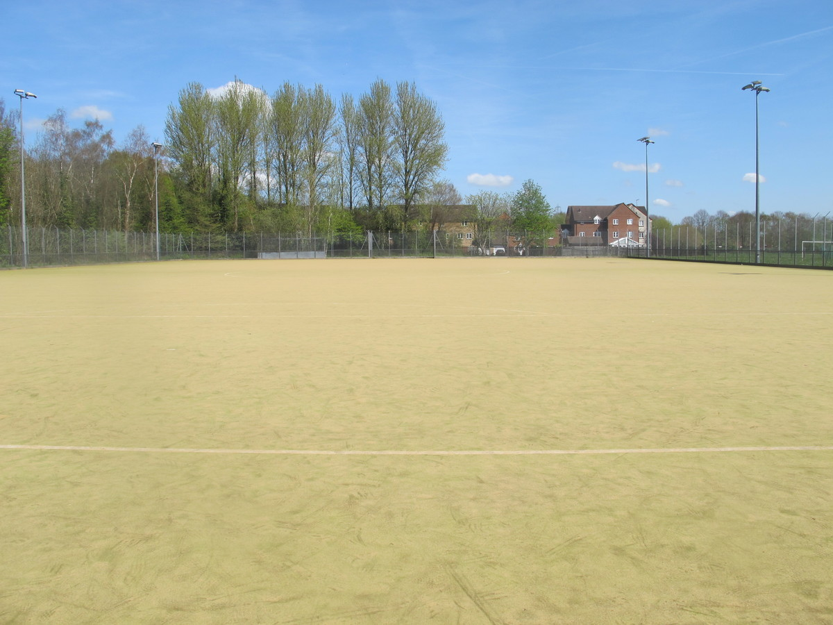 ATP Football Pitch - Crestwood Community School - Hampshire - 1 - SchoolHire
