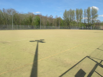 ATP Football Pitch - Crestwood Community School - Hampshire - 2 - SchoolHire