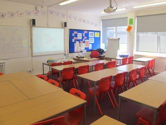 Classrooms - Cherbourg - Crestwood Community School - Hampshire - 1 - SchoolHire