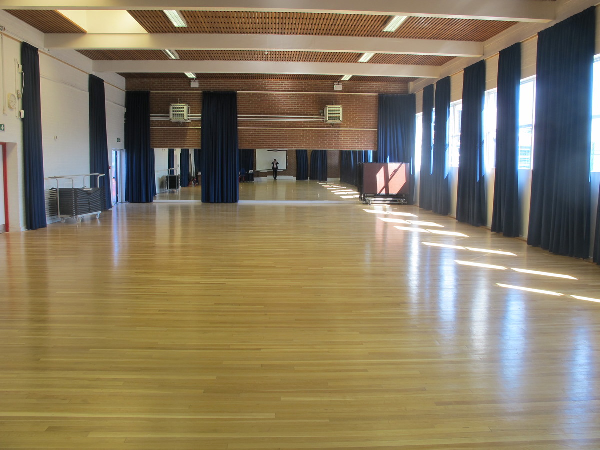 Dance & Drama Studio - Cherbourg - Crestwood Community School - Hampshire - 2 - SchoolHire
