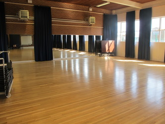 Dance & Drama Studio - Cherbourg - Crestwood Community School - Hampshire - 4 - SchoolHire