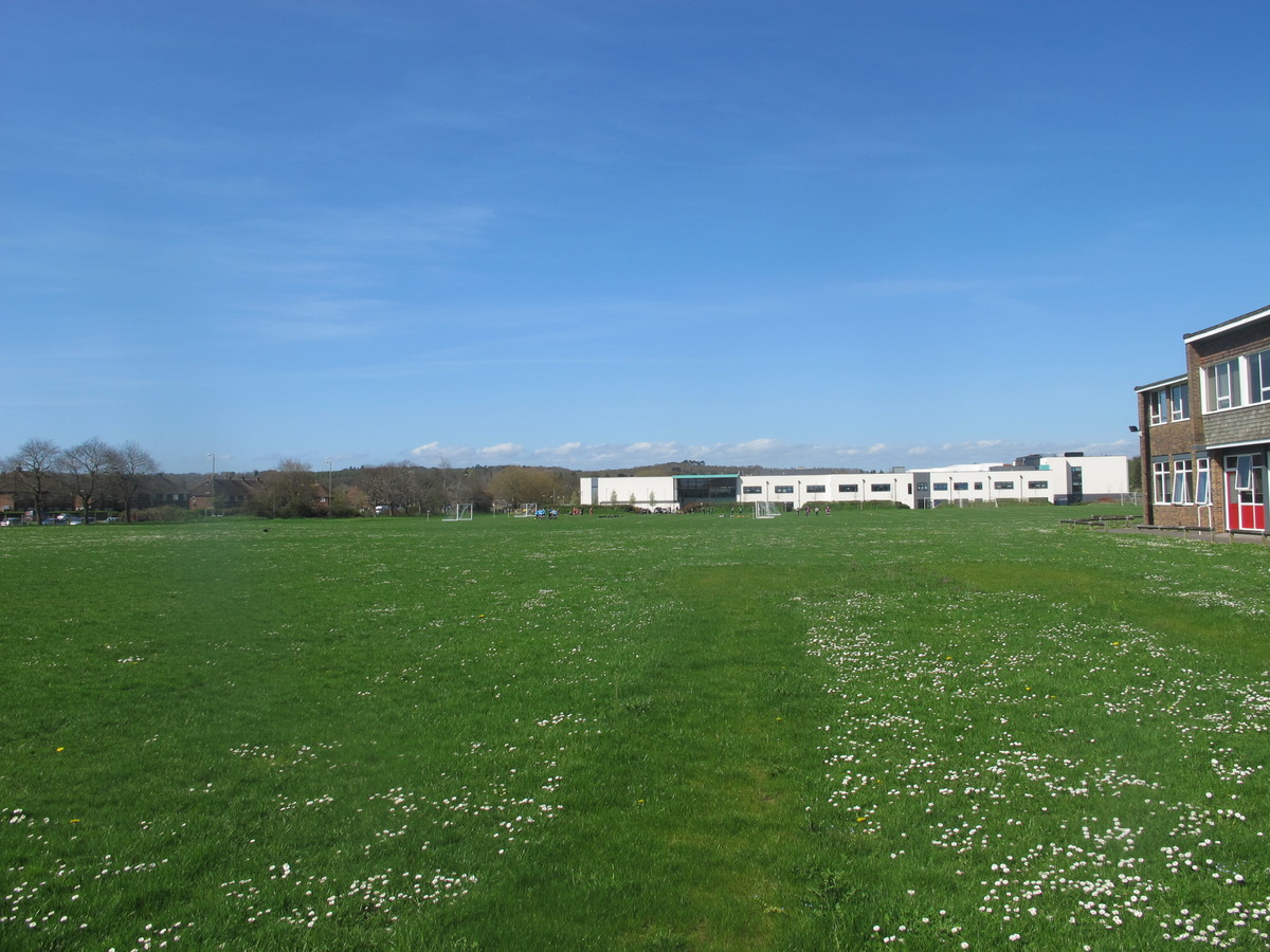 Grass Pitch Junior - Cherbourg - Crestwood Community School - Hampshire - 2 - SchoolHire