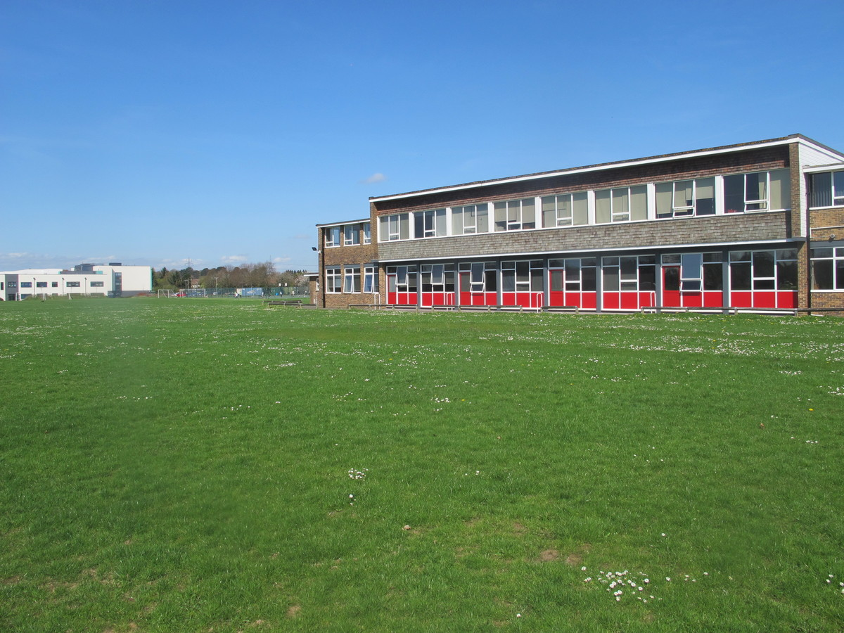 Grass Pitch Junior - Cherbourg - Crestwood Community School - Hampshire - 3 - SchoolHire