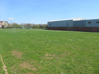 Grass Pitch - Junior - Crestwood Community School - Hampshire - 2 - SchoolHire