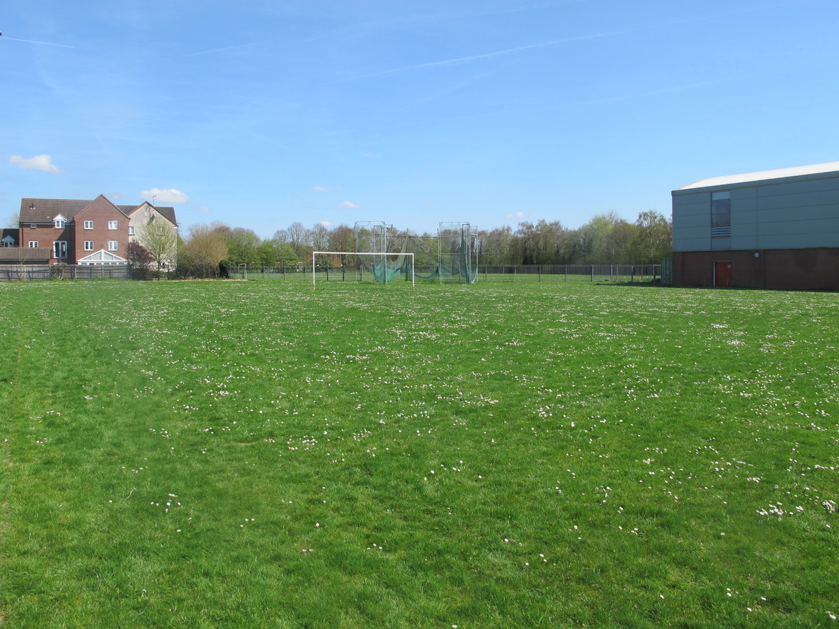 Grass Pitch - Junior - Crestwood Community School - Hampshire - 3 - SchoolHire